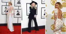 Grammy Awards: de rode loper