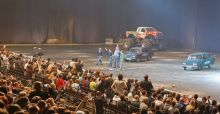 Top Gear Live naar Ziggo Dome