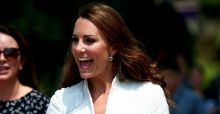 Kate Middleton topless foto's