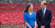 William en Kate verwachten tweede kind in april