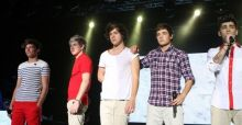 One Direction neemt familie mee op tour