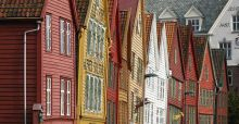 Weekend Bergen in Noorwegen