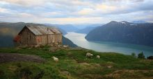Autovakantie in naar fjorden in Noorwegen